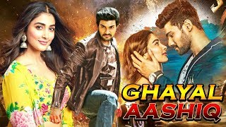 GHAYAL AASHIQ | New South Indian Dubbed Action Movie 2019 | Latest Release Hindi Cinema Full HD