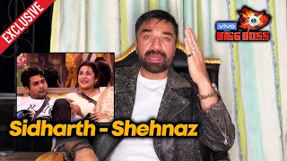 Ajaz Khan Reaction On Shehnaz Gill LOVE Or Obsession Towards Sidharth | Bigg Boss 13 Exclusive