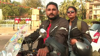WATCH: 25,000kms Across India On Bike And On A Mission!