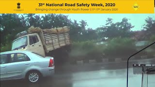 National Road Safety Week commences
