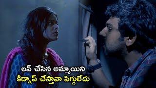 కిడ్నాప్ చేస్తావా సిగ్గులేదు | Latest Movie Scenes Telugu | Needi Naadi Okate Zindagi Movie