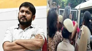 Kanhaiya Kumar Protest In Hyderabad Cancelled | Hyderabad Police Arrested The Social Activist |