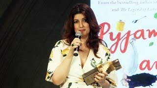 Twinkle Khanna At Crossword Book Awards 2020 | Watch Video