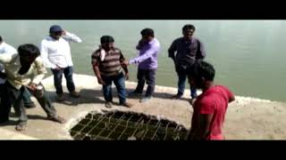 AP Government Demolition Of illegal Structures In Krishna River | #Chandra babu House News Online