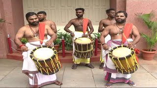 Top Chenda Melam Players | Kerala Drums | Singari Melam | News Online Entertainment