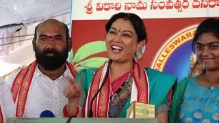 Actor Hema Visit Durga Devi Temple   Navratri 2019   News online entertainment