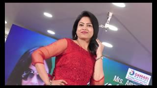 Ramp Walk Training For Beginners   Amaravathi Aunty FashionShow    social media live