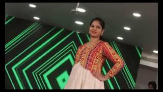 Modelling Fashion Show   Amaravathi Aunty Fashion Show   social media live