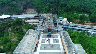 Beautiful Drone Photography || DRONE OVER TEMPLE VIDEO || social media live