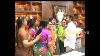 వైస్ జగన్ అన్న కు రాఖి కఠిన మహిళా మంత్రులు || Rakhi is strict female ministers || social media live