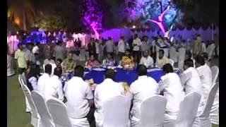 YS Jagan Dinner Meet To Ministers MLAs & Govt Officials || social media live