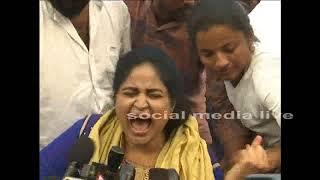 Actor Divyavani Arrest hot coments    amaravathi women protesters rally    social media live