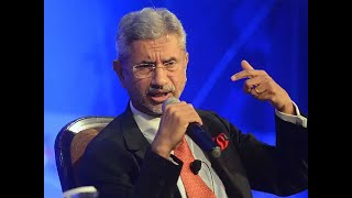 India is a stabilising power not disruptionist: EAM S Jaishankar