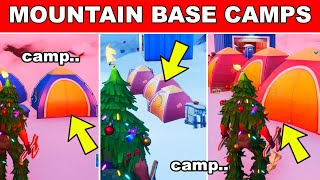 Visit Mountain Base Camps Fortnite - 8-Ball vs Scratch
