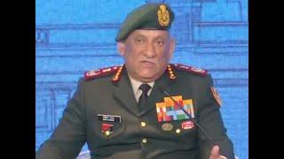 India supports US-Taliban negotiated peace deal: CDS General Bipin Rawat
