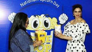 Chhapaak   Deepika Padukone Surprise Visit To Fun Cinema With Meghna Gulzar
