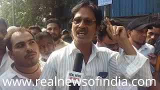 Modi ko Hatao Desh Bachao / Bandra Auto Rickshaw Protest Against CAA, NRC..
