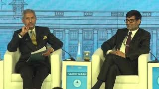 EAM Dr. S.Jaishankar in conversation at the Raisina Dialogue 2020