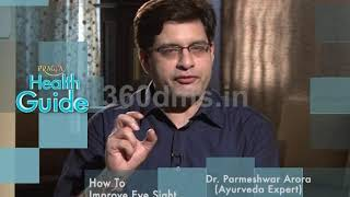 Improver Eye Sight With Healthy Diet | https://beingpostiv.com/