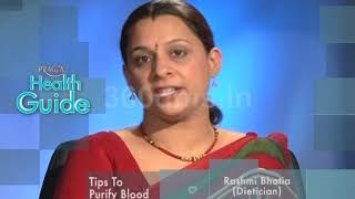 Watch Tips to Purify Blood https://beingpostiv.com/