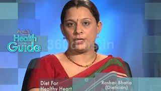 Watch Tips to Diet for Healthy Heart https://beingpostiv.com/
