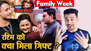 Bigg Boss 13 | Rashmi Desai GETS Surprise In Family Week; Here's What | BB 13 Video