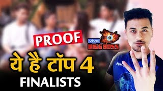 These Are TOP 4 FINALISTS Of Bigg Boss 13? | BB 13 Latest Video