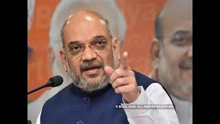 Amit Shah alleges Arvind Kejriwal of shielding 'tukde gang'