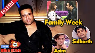 Exclusive: Krushna Abhishek FIRST Interview After Meeting Aarti | Family Week | Bigg Boss 13 Video