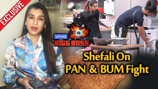 Exclusive: Shefali Bagga Reaction On Vishal - Madhurima PAN Fight | Bigg Boss 13 Interview
