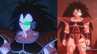 Raditz Secret Brother Kakarot Revealed to 2 Secret Saiyan Dragon Ball Z Kakarot