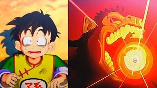 Gohan First Ape Transformation Dragon Ball Z Kakarot