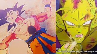 Piccolo kills Goku Dragon Ball Z Kakarot