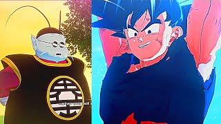 King Kai teaches Goku to use Spirit Bomb Dragon Ball Z Kakarot