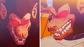 Gohan vs Vegeta Fight Dragon Ball Z Kakarot
