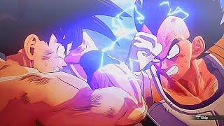 Goku vs Vegeta Fight Dragon Ball Z Kakarot