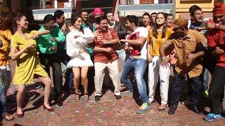 Tarak Mehta Ka Ooltah Chashma Team With Varun Dhawan & Shraddha Kapoor - Street Dancer 3D