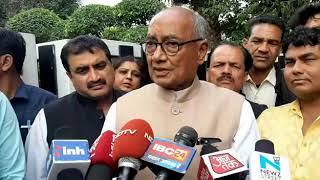 PM मोदी अपने माता-पिता का जन्म प्रमाणपत्र बता दें, हम अपने सारे दस्तावेज दे देंगे - दिग्विजय सिंह