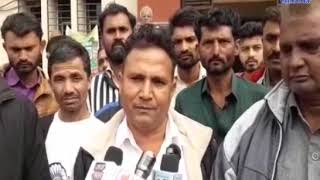 Padadhri | Appeal to Mamlatdar on misconduct| ABTAK MEDIA