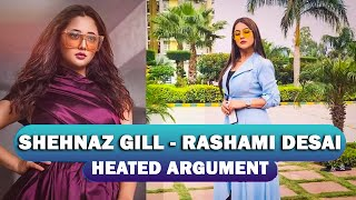 Bigg Boss 13 | Shehnaz Gill gets into heated argument with Rashami Desai | 16 Jan 2020