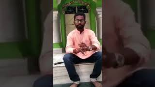 Odisha Man gave open threat to Muslim with appeal for Support CAA & PM Modi