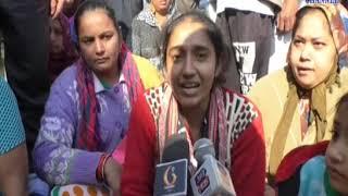 Rajkot   fairing incident at a police station near the bus station  ABTAK MEDIA