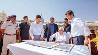 CM Naveen Patnaik at Puri - ପୁରୀ ରେ ମୁଖ୍ୟମନ୍ତ୍ରୀ ଙ୍କ ସୁପର୍ ସୋ