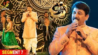 #IBFA 2019 | SINGAPORE | Manoj Tiwari | SEGMENT7 | Pawan Singh | INTERNATIONAL BHOJPURI AWARD 2020