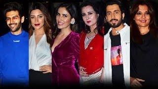 Jai Mummy Di Movie Special Screening   Kartik Aaryan, Sunny Singh Nijjar, Sonnalli Seygall
