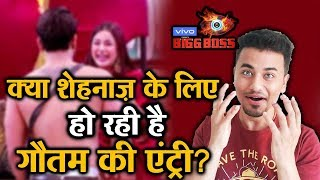 Bigg Boss 13   Gautam Gulati To ENTER House, How Will Shehnaz React?   BB 13 Latest Video