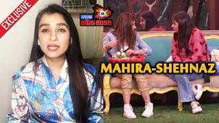 Exclusive: Shefali Bagga Reaction On Shehnaz And Mahira REUNION After Family Week | Bigg Boss 13