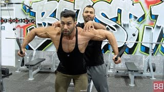Complete Chest Workout with BHUVAN CHAUHAN! (Hindi / Punjabi)
