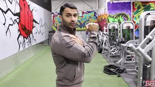 FULL BODY Fat Loss Workout! Day-46 (Hindi / Punjabi)