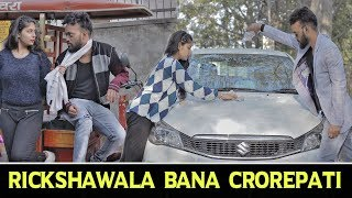 Rickshawala Bana Crorepati | गरीब का Inteqam | Thukra Ke Mera Pyar | Indian Swaggers
